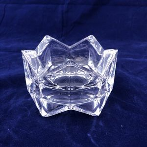 Vintage Crystal Ashtray or Jewelry